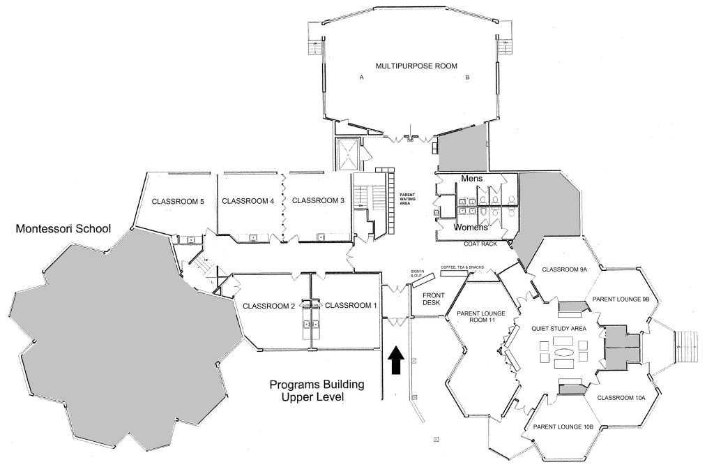 UUCF Floor Plan- Compass 2015 Main Floor FINAL
